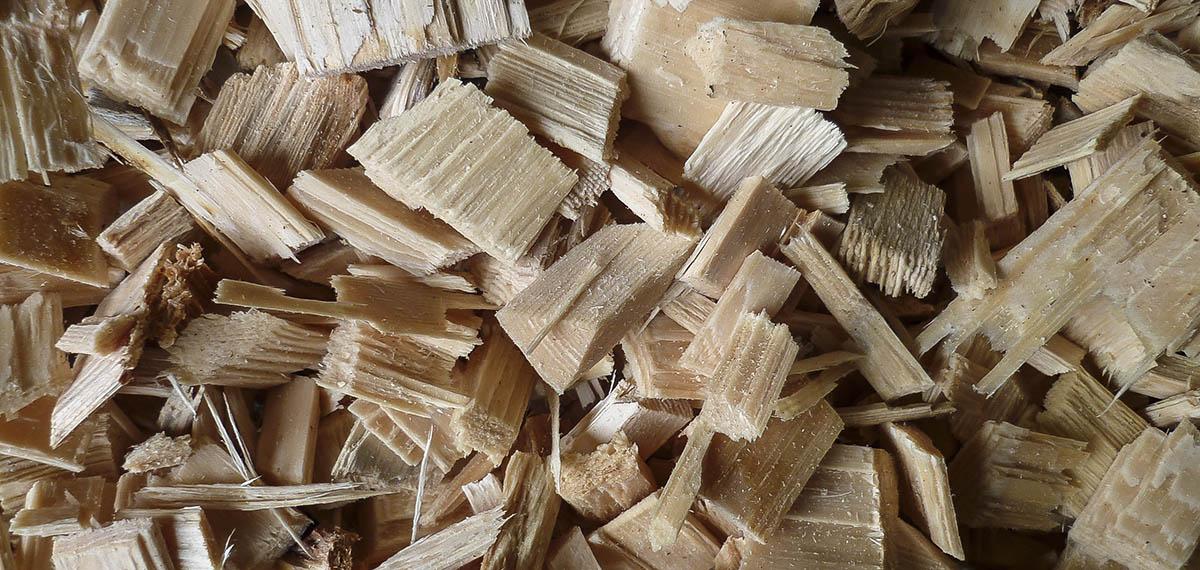 Scarti del legno