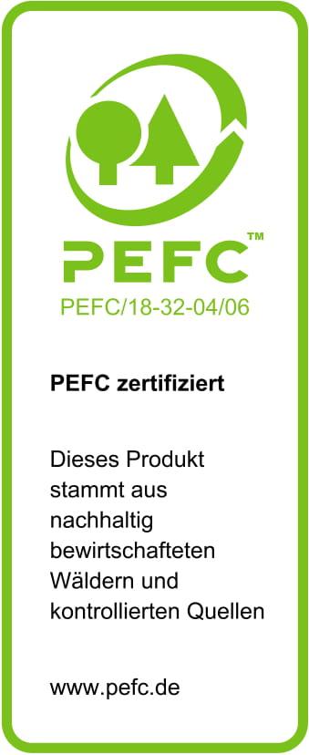 pefc logo deutsch 1 - Sägewerk